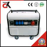 generador trifásico de la gasolina del modelo nuevo 5kw con CE