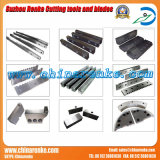 Stahlguillotine-scherende Maschinen-Schaufel