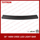 "CREE LED Light Bar de 29.5 "" 140W Highquality Single Row para 4X4 con CE, RoHS, IP67 Certificated (TLB5140X)"