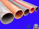 よい柔軟性および絶縁体のガラス繊維の管