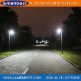 One Energy Saving Outdoor Road Lamp Integrated 60W LED Solar 정원 Light에 있는 5years Warranty All