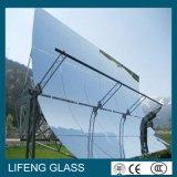 3.2mm, 4mm ronds et l'AR carrée enduisant la glace solaire