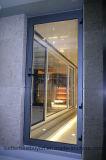 Puerta de aluminio vendedora superior del oscilación/del marco para la oficina usar