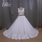 Платье венчания шнурка 2016 lhbim сексуальное Bridal
