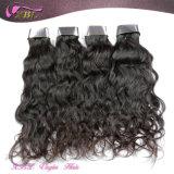 Prix usine un donneur naturel Original Wave brésilienne Extension de cheveux