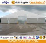Dachspitze-großes wasserdichtes industrielles Büro-Speicher-Lager-Zelt