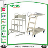 Supermarket Platform Step Ladder Truck Trolley