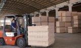 Alta calidad natural de teca suelo de madera real