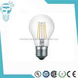 Luz de bulbo do filamento do diodo emissor de luz A60