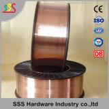 二酸化炭素のガスは溶接ワイヤの銅によって塗られた溶接ワイヤの電流を通された溶接ワイヤを保護した
