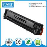 Cartucho de toner compatible del reemplazo CF210A para la FAVORABLE impresora de color 200 del HP LaserJet M251nw M276nwm276n