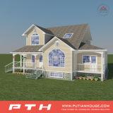 Gabun fabrizierte Landhaus-Hotel-Projekt mit wohlem Service des Entwurfs-4s vor