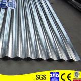 Tôle d'acier galvanisée ridée le meilleur par prix