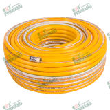8.5mm Transparent Braided Élevé-Pressure Spray Hose (Pw-1005-1)
