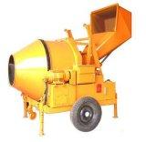 Individu Jzc350 électrique de vente directe d'usine chargeant la rectifieuse de mélangeur concret