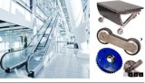 Escalator dell'interno con Highquality