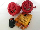 Het Systeem van het Alarm van de motorfiets MP3 met Drukknop