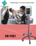Moniteur patient Ew-P807 de multiparamètre pour la surveillance de patients 1unit/5units/10units