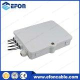 Mirco PLC Splitter 8 núcleo de fibra óptica pequeña caja de distribución (FDB-08A)