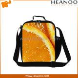 Frucht-Polyester-Tuch kühlerer Schulter-Eis-Satz-Mittagessen-Isolierbeutel
