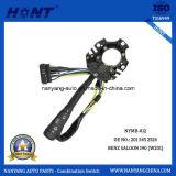 Interruptor novo W124/260e/300ce/300td/400e/500e 1245401045 da combinação do limpador de Mercedes