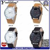 Cru de luxe Relogio Masculino de modèle de marque de dessus de cristal de montres d'hommes de montres de quartz de la montre des hommes de la marque Yxl-931