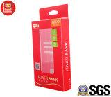 印刷PVC/PP/Petのプラスチック包装ボックス中国の卸し売り競争の紫外線製造業者