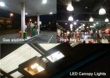 60W Straßen-Landschaftsbeleuchtung des milchigen Deckel-wasserdichte LED