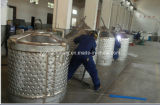 5t Jacketed Cooling Stainless Steel Tank