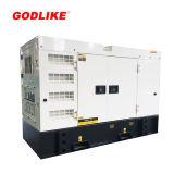 Известный комплект генератора Yanmar молчком тепловозный (45kVA/36KW)