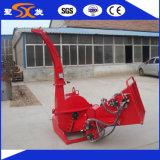 Suspensión tractor Trituradora de madera