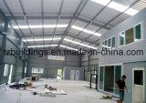 Prefab пакгауз зданий металлического листа Corrugated стальной