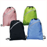 昇進190t Polyester Draw String Bag
