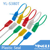 Inserted Metal Locking (YL-S380T)를 가진 플라스틱 Container Seals