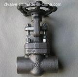 API602 800lb/1500lb/2500lbによって造られる鋼鉄糸のゲート弁