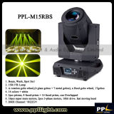 luz principal movente de 15r Sharpy Beam&Spot&Wash 3in1