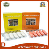 Drogues vétérinaires du bol 250mg d'Albendazole