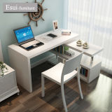 Hit e Hot globais Selling Writing Table com Storage