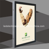 Filme Poster Light Box com Advertizing Billboard