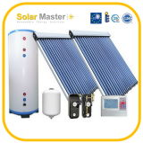 2016 riscaldatori di acqua solari della valvola elettronica