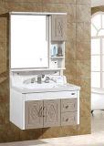 Module de salle de bains blanc du combo de vanité de salle de bains de PVC/PVC