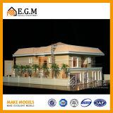 Modellen van de Model/Woningbouw van het Landgoed van /Real van het Ontwerp van de villa de Model/Al Soort de Vervaardiging van Tekens