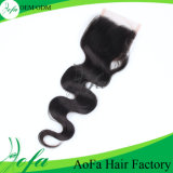 Remy Menschenhaar-Extensions-Jungfrau-Brasilianer-Haar