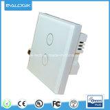 Z 물결치십시오 가정 생활면의 자동화 (ZW242)를 위한 양용 전등 스위치를