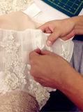 夢の結婚式のストラップレスの恋人の花嫁の服(夢100027)