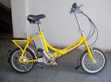 [250و] [36ف] يطوي درّاجة كهربائيّة مع [لد-سد بتّري] ([فب-008])