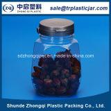 1000ml Pet Plastic Jar met Safety Lid voor Food
