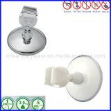 シャワー・ヘッドのハンガーの調節可能な壁に取り付けられたプラスチック吸引の浴室のホールダー