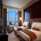 Moderne hölzerne elegante Hotel-Schlafzimmer-Set-Möbel