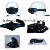 Bouche antipoussière de protection de nez de protecteur de masque protecteur de motocyclette de motocross